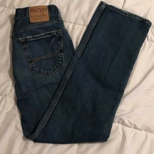 Hollister 31x32 Button Fly Jeans
